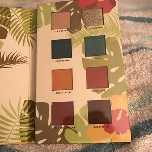 Alamar eyeshadow palette- new never used